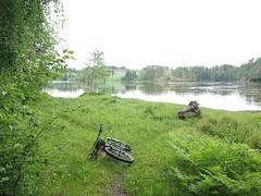 Fossstien, Askim, Indre Østfold, Viken, Norway