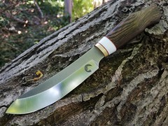 138. Hunting knife #18