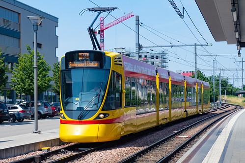 BLT Tram Stadler Tango Be 6/10 185
