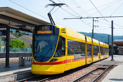 BLT Tram Stadler Tango Be 6/10 180
