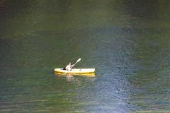 Kayak sur la Dordogne - Photo of Saint-André-d'Allas