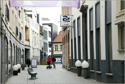 A Kortrijk (Courtrai) Flandre Occidentale, Belgium