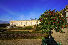 Gardens of the Grand Trianon, Versailles, Paris - Photo of Bois-d'Arcy