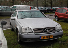1995 Mercedes-Benz S 420 Coupé (C140)
