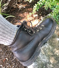 Limmer hiking boots