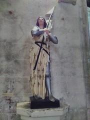 Joan of Arc in Avignon - Photo of Avignon