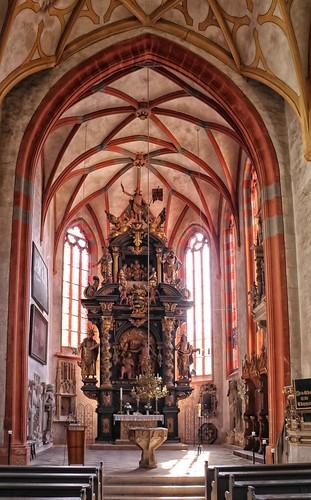 Römhild Stiftskirche von 1470
