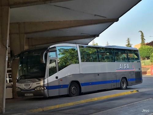 Irizar Century Scania 375 de Aisa