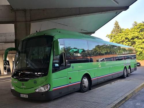 Irizar I4 Scania 465 de Aisa