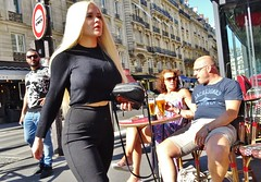 2019-07-03  Paris - Boulevard Saint-Germain - Rue Dante - Photo of Saint-Mandé