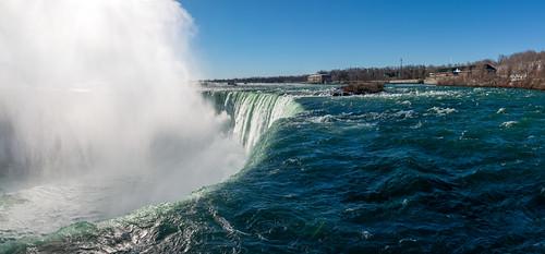 Horseshoe Falls - Niagara Falls