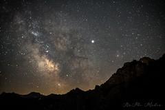 """Milky Way - """"hohe Köpfe"""""""