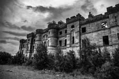 Dalquharran Castle