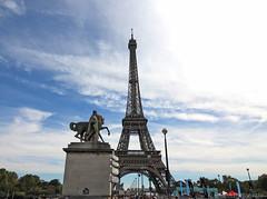 Tour Eiffel - Photo of Gentilly