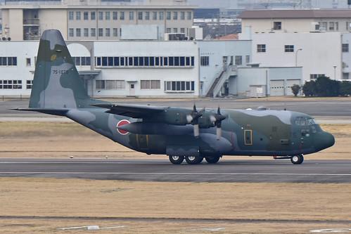 Lockheed C-130H Hercules '75-1075 / 075'
