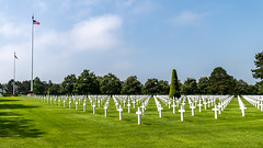 2019-173/365 Normandy American Cemetery - Photo of Longueville
