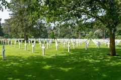 Normandy American Cemetery - Photo of Longueville