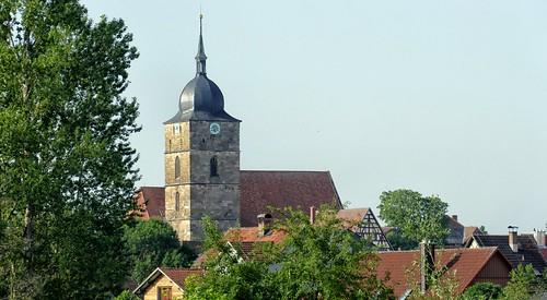Heldburg Kirche