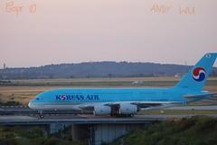 Airbus A380 Korean Air (07/02/2019)