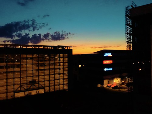 Garching Sunset 1