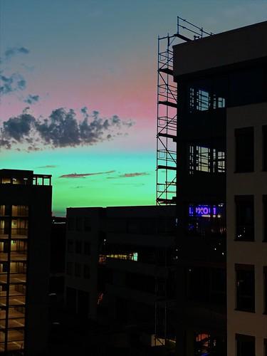 Garching Sunset 2