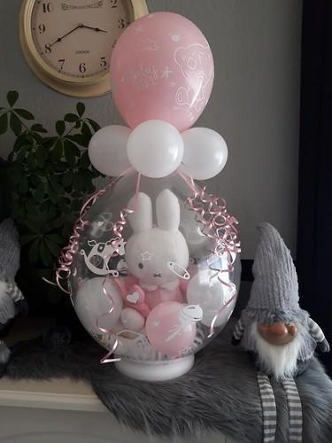 cadeauballon-geboorte-baby-meisje