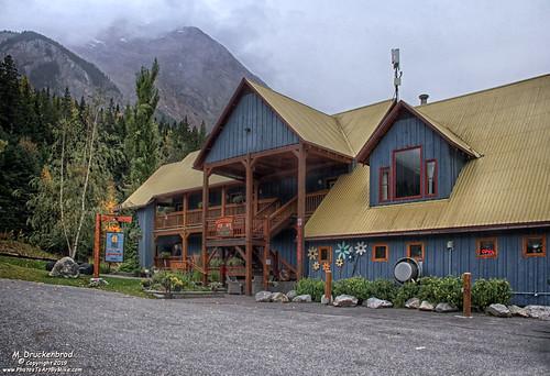 Truffle Pigs Bistro & Lodge Field, British Columbia Canada
