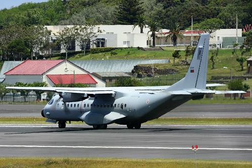 16704 - C295M Portuguese AF unmarked 170704 Lajes Field 1001