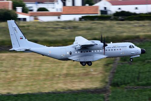 16704 - C295M Portuguese AF unmarked 170703 Lajes Field 1002