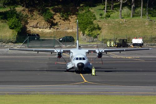16704 - C295M Portuguese AF unmarked 170701 Lajes Field 1001