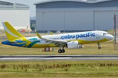 Cebu Pacific Airways - Airbus A320neo - Photo of Tournefeuille