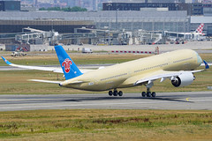 China Southern - Airbus A350-900 - Photo of Aucamville