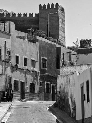 Street, Almería, spain