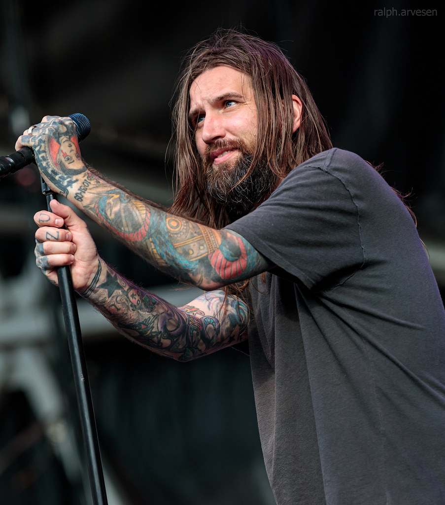 Every Time I Die | Texas Review | Ralph Arvesen