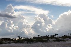Florida cloud drama