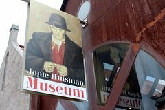 Workum and the Jopie Huisman Museum