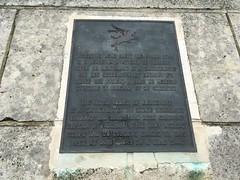 Plaque to glider landing location - Photo of Sannerville