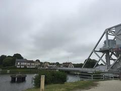 Pegasus Bridge (new bridge) - Photo of Sannerville
