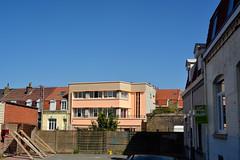 Roemloos uiteinde van de Rue du Boernhol, Dunkerque - Photo of Cappelle-la-Grande