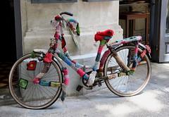 Vélo à Avignon - Photo of Avignon