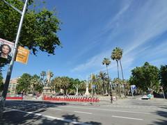 Passeig de Lluís Companys, Barcelona