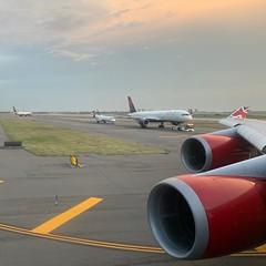 queueing at JFK