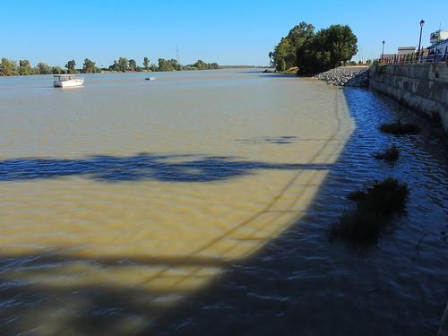 <Guadalquivir> La Puebla del Río (Sevilla)