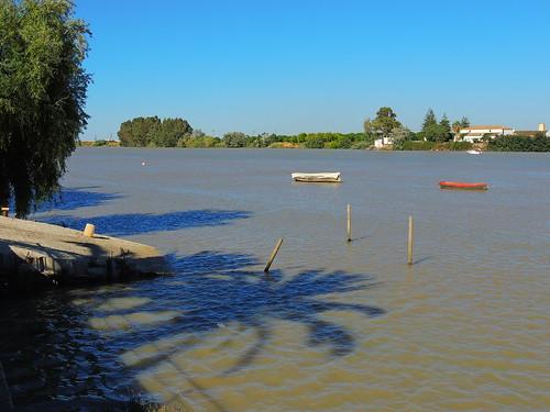 <Embarcadero> La Puebla del Río (Sevilla)