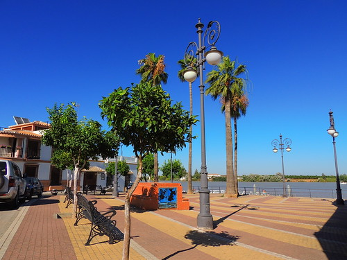 <Plaza de  Blas Infante> La Puebla del Río (Sevilla)
