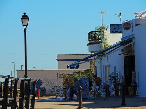 <Peña de pesca El Mirlo> La Puebla del Río (Sevilla)