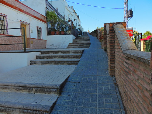 <Subida a Calle Betis> La Puebla del Río (Sevilla)