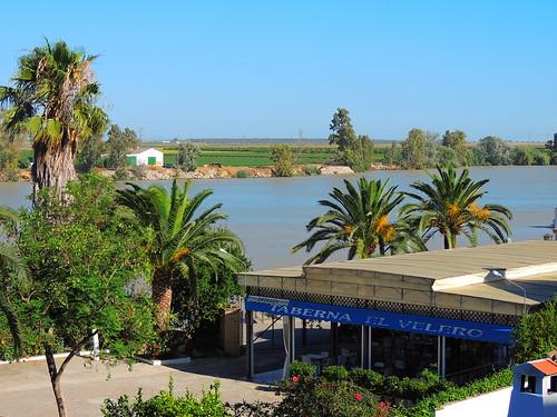 <Restaurante El Velero> La Puebla del Río (Sevilla)