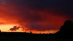 Sunset Smarde 03.07.2019 06