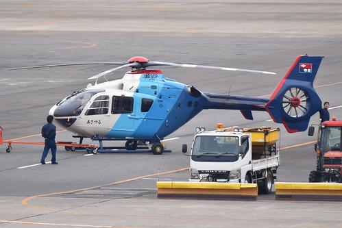 Eurocopter EC135P2 'JA03CP'